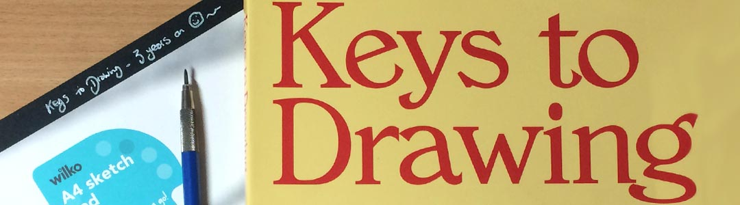 Keys to Drawing by Bert Dodson Book Rereading