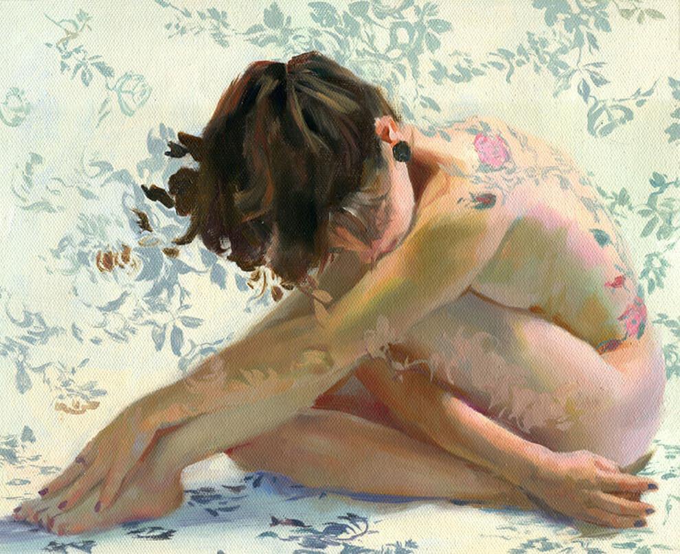 Anastasia by Artist Sergio Lopez