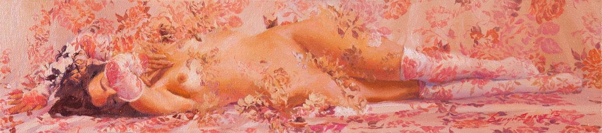 Bon Silene by Artist Sergio Lopez