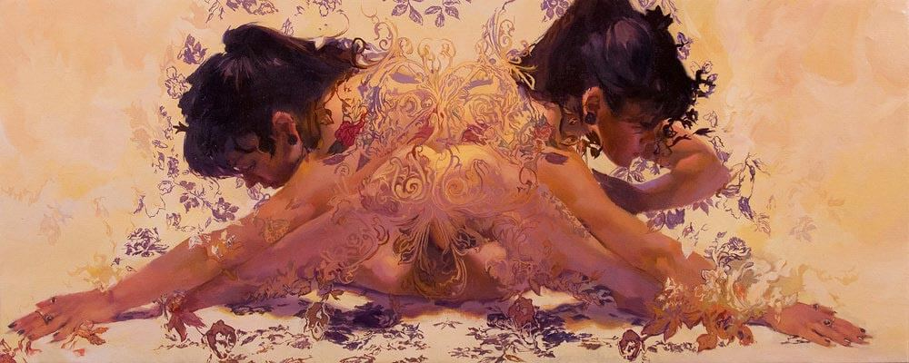 Gemini Molineux by Artist Sergio Lopez
