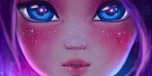 Artist DestinyBlue Link