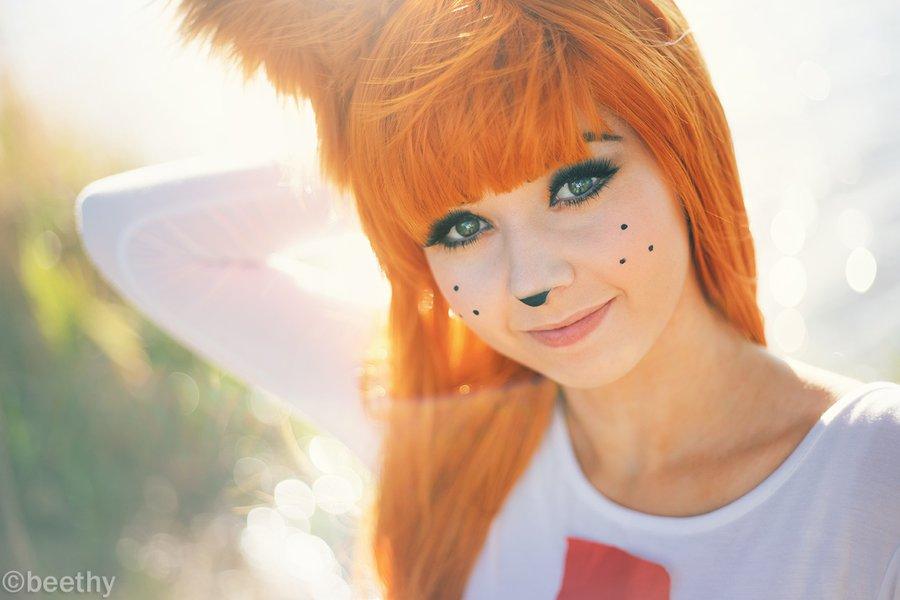 Cosplayer Amy Thunderbolt