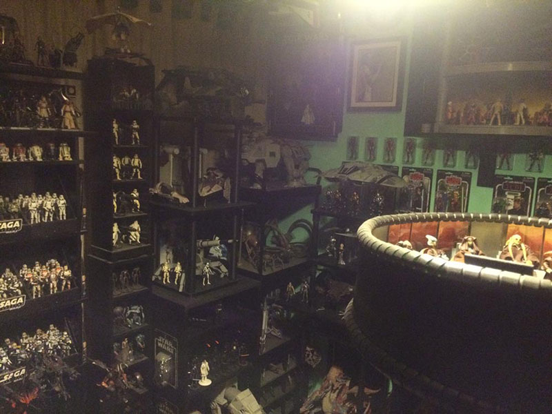 Star Wars Shrine