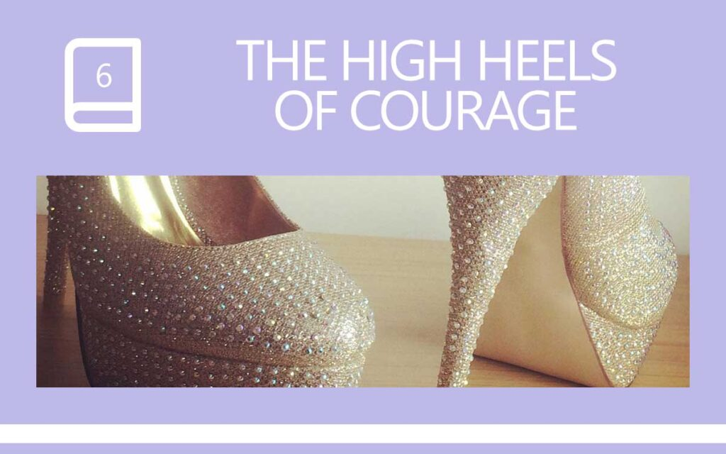 The High Heels of Courage ... a Transgender Diary Entry with Transgender Artist & Model Sophie Lawson