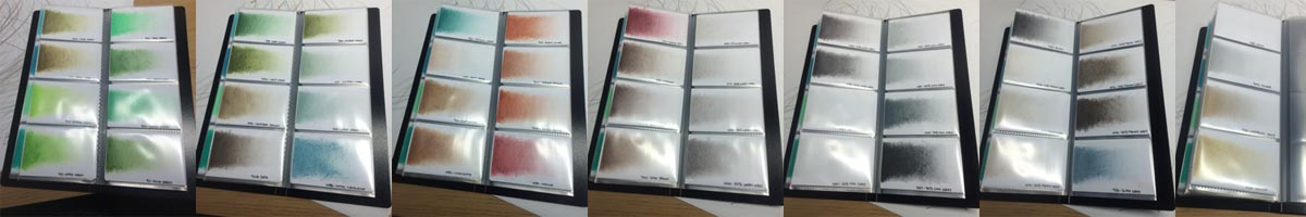 Coloured Pencil Value Scale Flip Book, by Artist Sophie Lawson