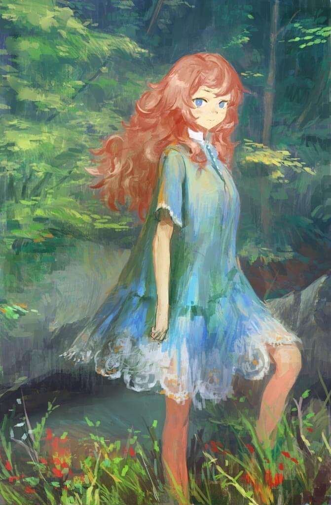 Digitial Painting by Artist Arata Yokoyama