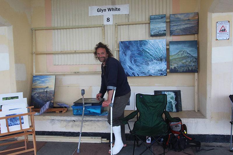 Plymouth Hoe Art Fair