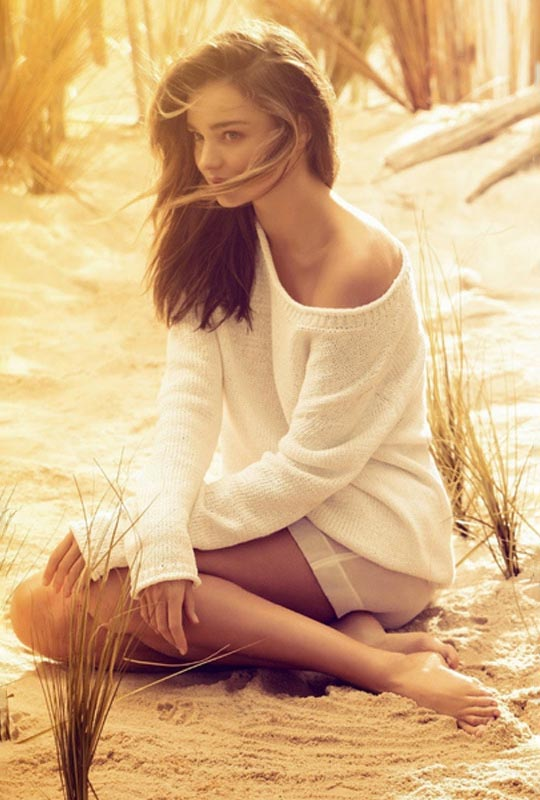 Victoria's Secret Model Miranda Kerr