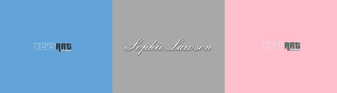 How SophieLawson.com has changed over the past three Years