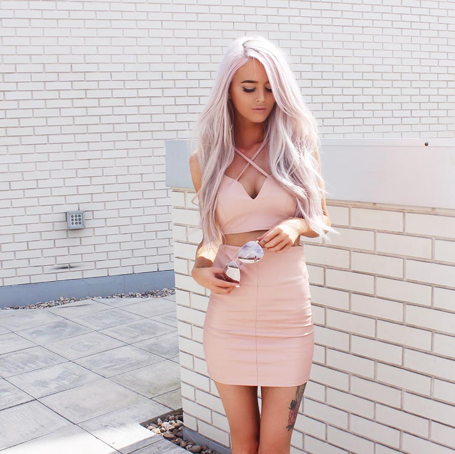 Irish Fashion Blogger and Model Kirsty Mooney