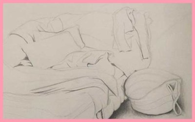 ART CLASS WITH KATIE COMLEY JONES – WEEK FOUR | DEPTH AND TONE