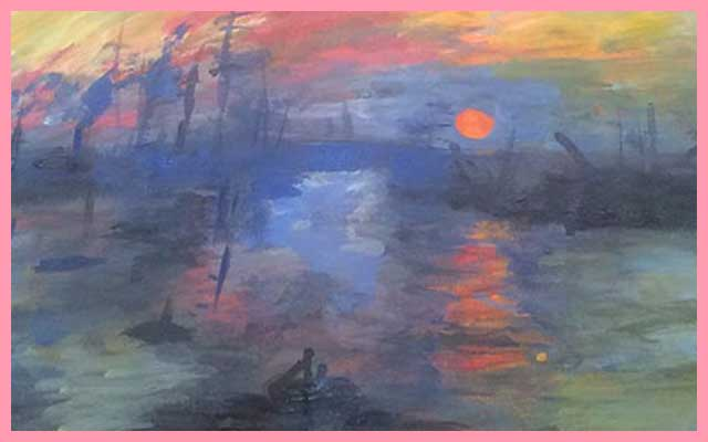ART CLASS WITH KATIE COMLEY JONES – WEEK SIX | IMPRESSIONIST PAINTING