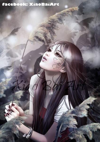Dream of Autumn, by Digital Artist Zhang Xiao Bai