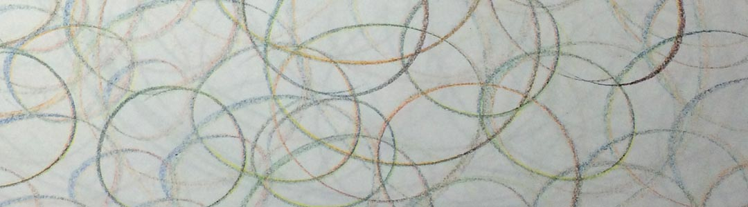Recommended Drawing exercise - Drawing Circles by Artist Sophie Lawson