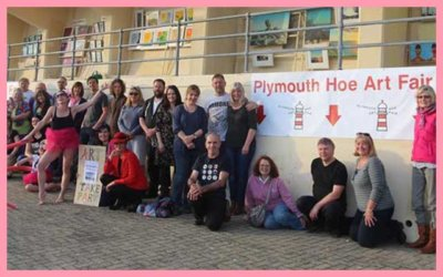 PLYMOUTH HOE ART FAIR