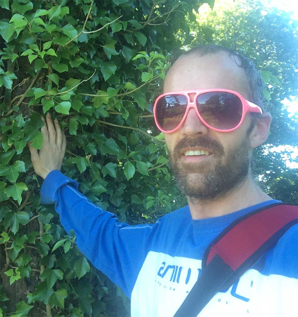 The Laurels Gender Identity Clinic Visit 9 - Lets Talk about Anxiety and wearing Pink Sunglasses, with Transgender Model & Artist Sophie Lawson