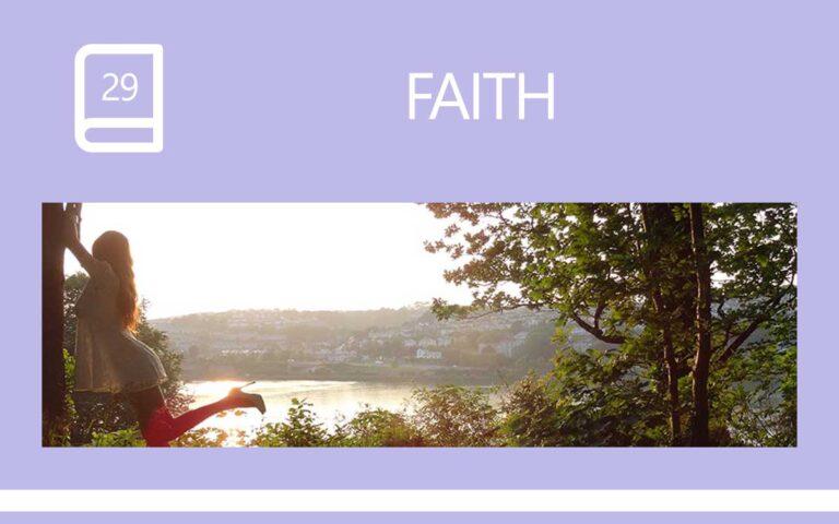 29 • FAITH