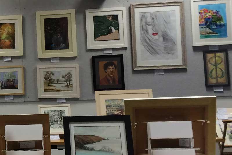 Plymouth Arts Club Summer Art Exhibition 2016