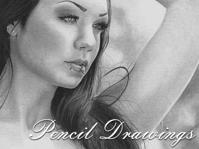 Artist Sophie Lawson's Realistic Pencil Drawings