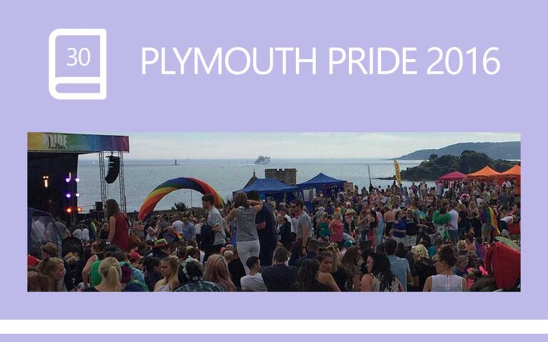 30 • PLYMOUTH PRIDE 2016