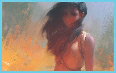 BLAZE BY LANE BROWN