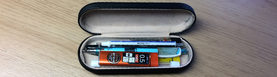 Glasses Case - One of Artist Sophie Lawson's Recommended Tools