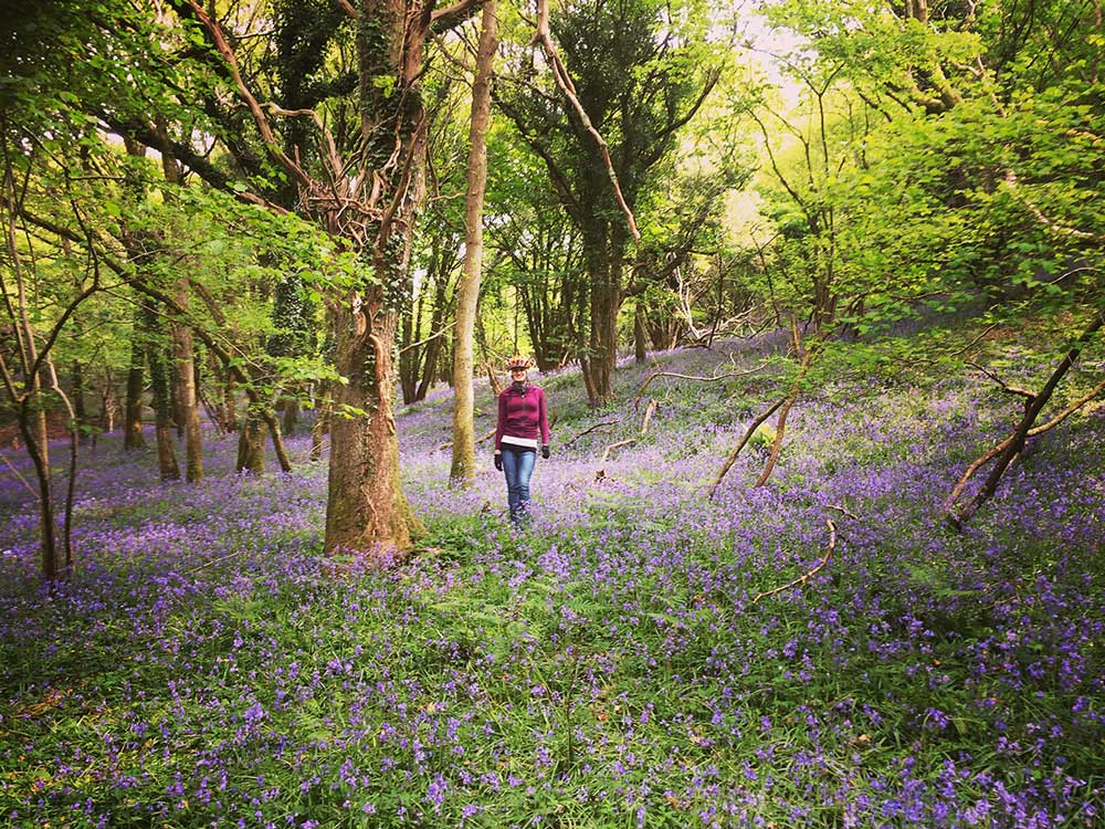 Transgender Abuse, the Blue Bell Meadow, a Transgender Diary Entry with Transgender Artist & Model Sophie Lawson