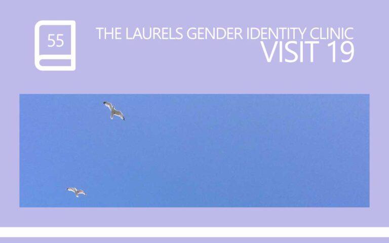 55 • THE LAURELS GENDER IDENTITY CLINIC VISIT 19
