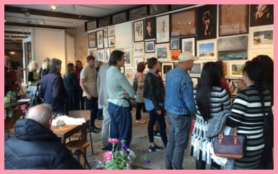 PLYMOUTH ARTS CLUB AUTUMN ART EXHIBITION 2017