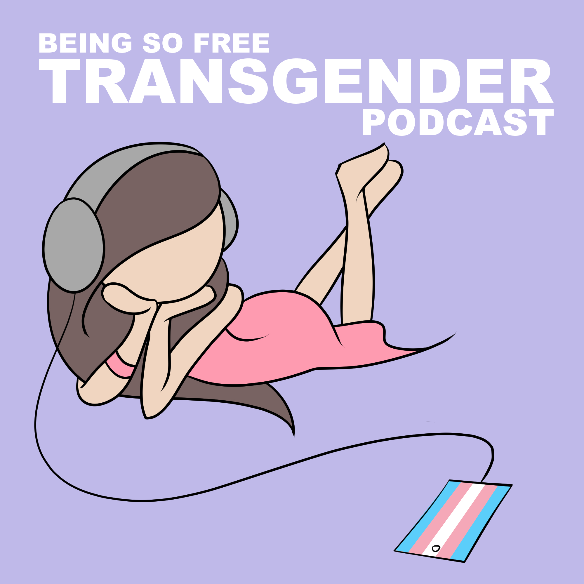 Being So Free Transgender Podcast, with Artist Sophie Lawson