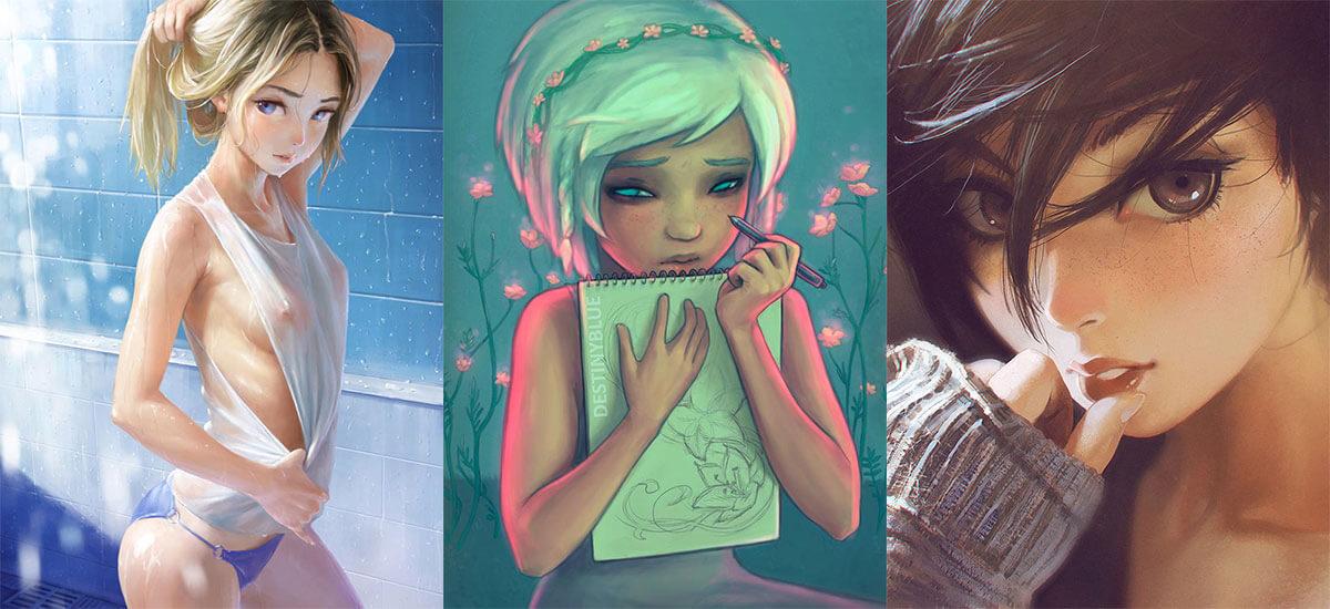 Inspirational Artists