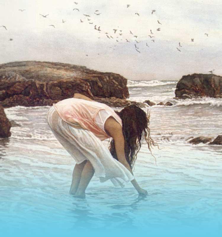 Inspirational Artist - Steve Hanks