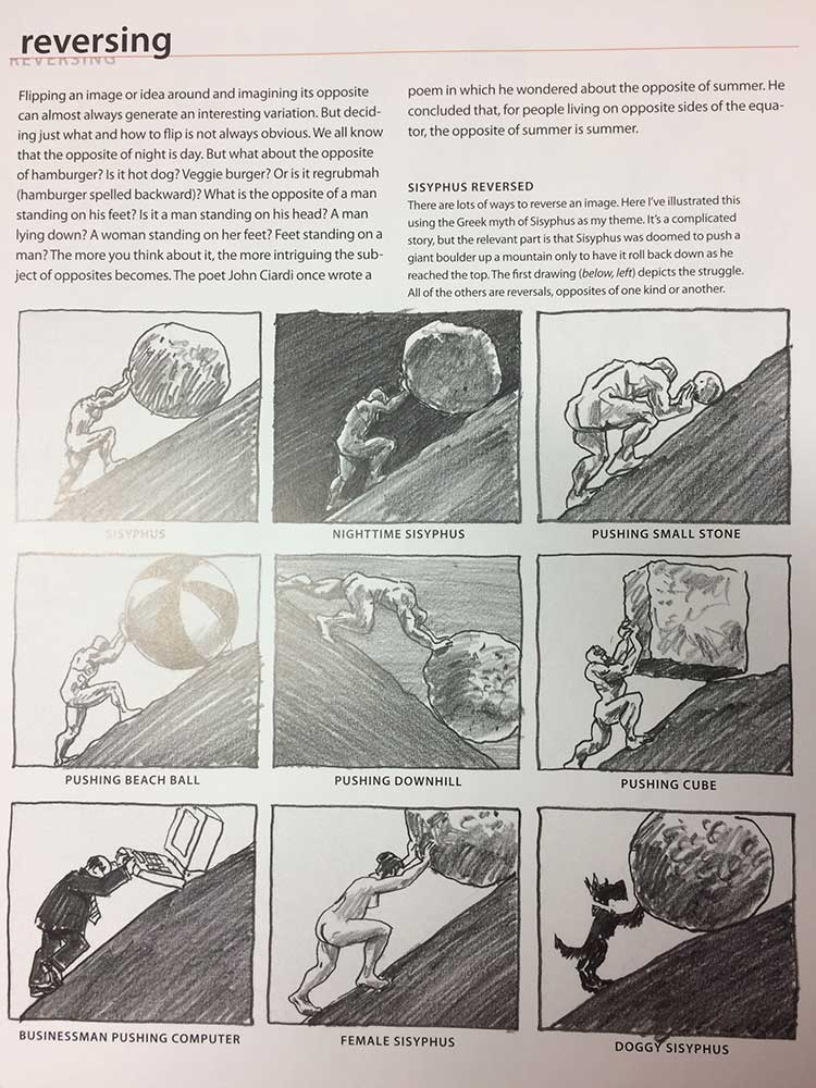 Keys To Drawing With Imagination, by Bert Dodson - Book Review Page 2, by Transgender Artist Sophie Lawson