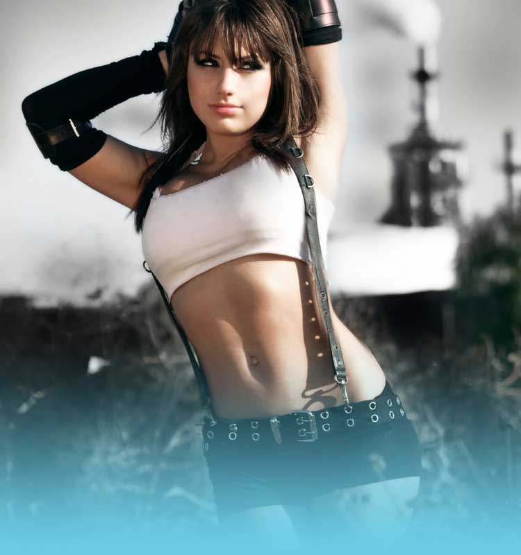 Inspirational Model - Liz Katz Cosplayer