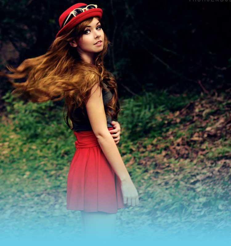Inspirational Model - Cosplayer, Amy Thunderbolt