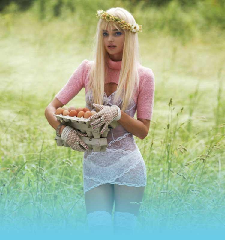 Inspirational Model - Vicroia Secrets Miranda Kerr