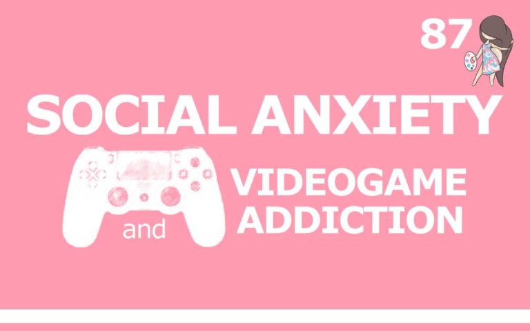 SOCIAL ANXIETY AND VIDEO GAME ADDICTION : Episode 87 of the So Free Art Podcast, with Transgender Artist Sophie Lawson