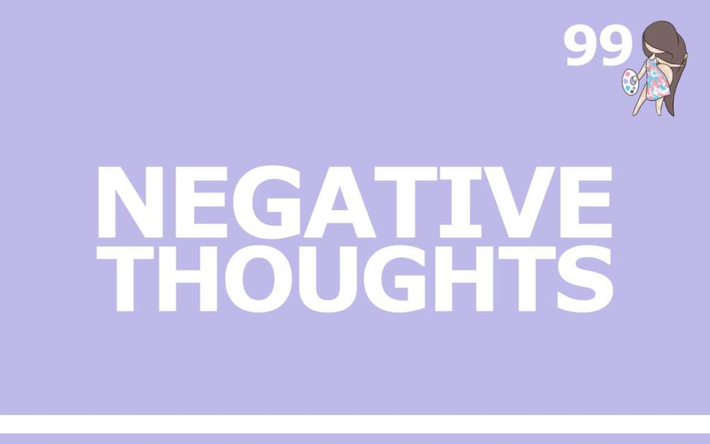 NEGATIVE THOUGHTS : Episode 99 of the So Free Art Podcast, with Transgender Artist Sophie Lawson - About The Tings