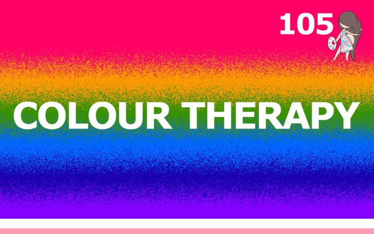 105 – COLOUR THERAPY