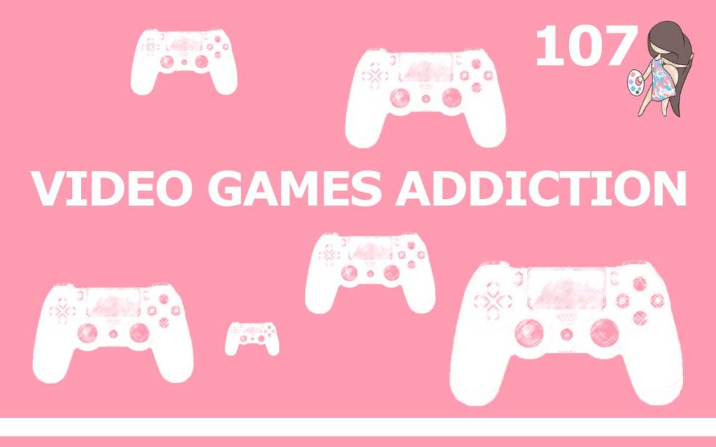 VIDEO GAMES ADDICTION : Episode 107 of the So Free Art Podcast, with Transgender Artist Sophie Lawson