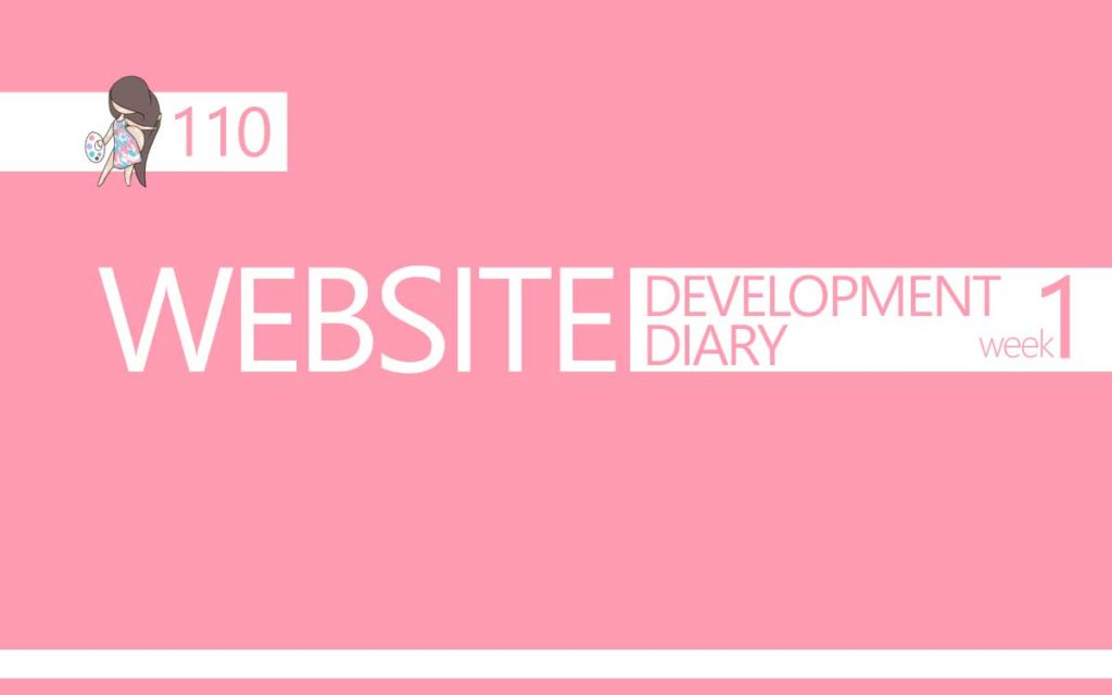 WEBSITE DEVELOPMENT DIARY week one : Episode 110 of the So Free Art Podcast, with Transgender Artist Sophie Lawson