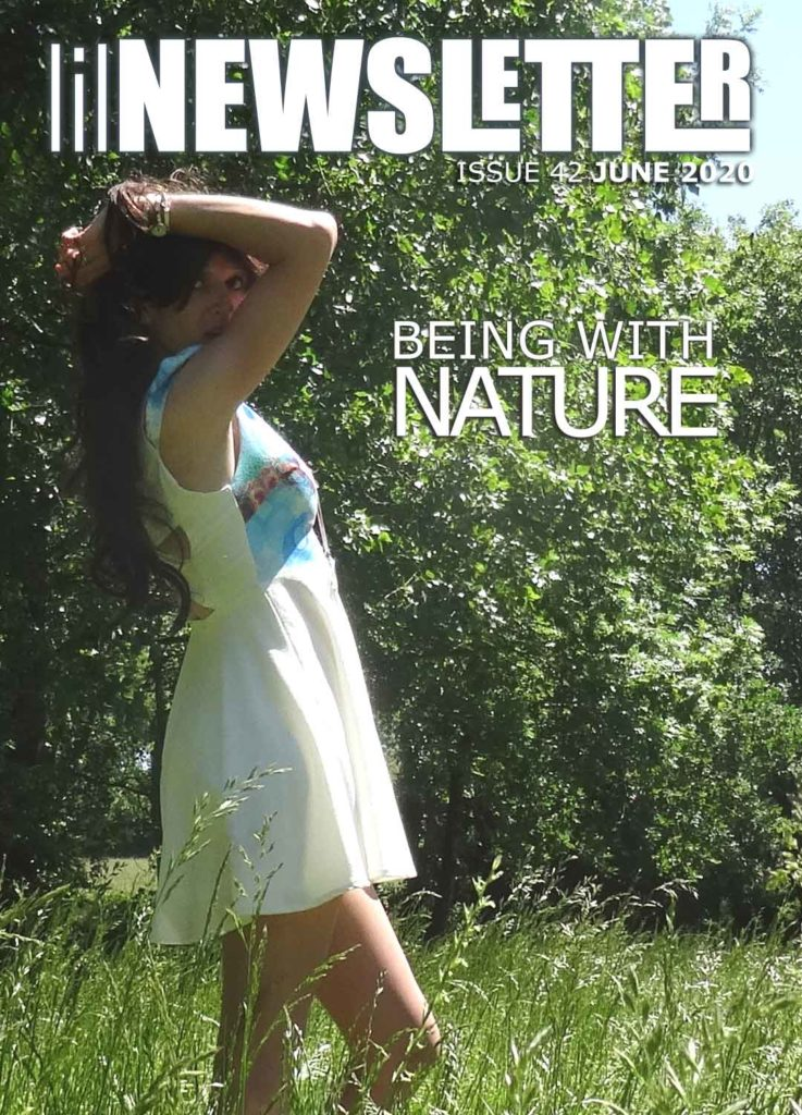 lilNEWSLETTER Issue 42 - June 2020 : Being With Nature