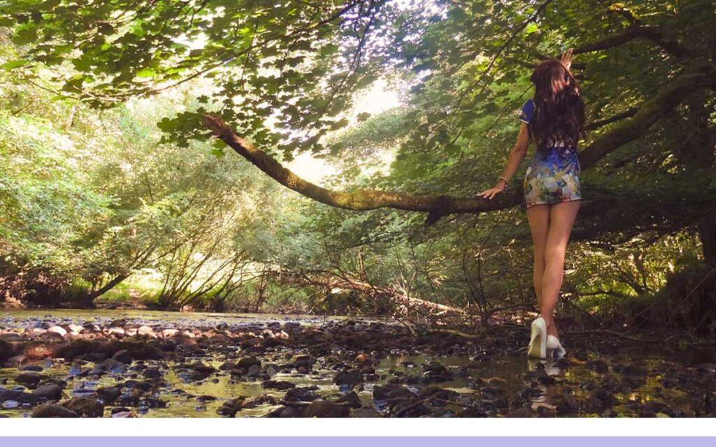 Modelling photos, by Transgender Model Sophie Lawson