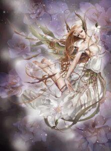 Fairy 2015 by Artist Zhang XiaoBai