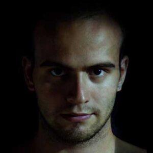 Inspirational Artist Aleksei Vinogradov Face