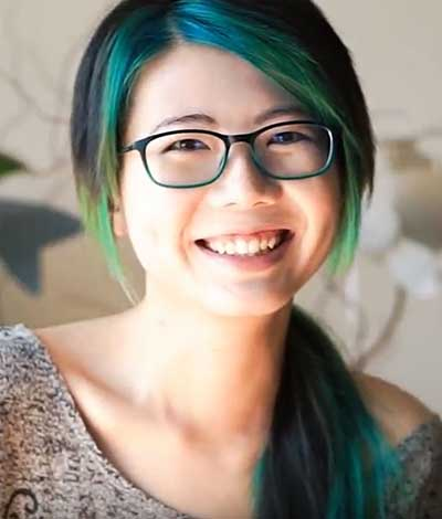 Inspirational Artist Yuumei, aka Wenqing Yan Face