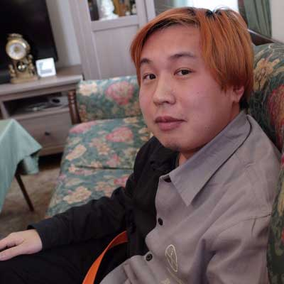 Inspirational Artist Arata Yokoyama Face