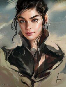 Kaydis by Artist Aleksei Vinogradov