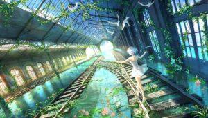 Lifes Journey by Artist Yuumei, aka Wenqing Yan