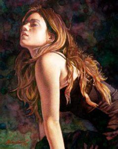 Listening to the Music by Artist Steve Hanks